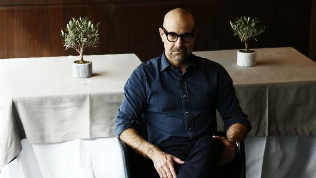 'I made Stanley Tucci's negroni and it was almost as erotic as watching his video'