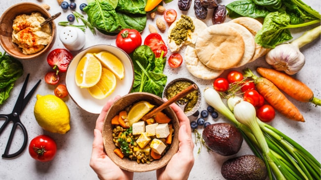 A perfect day on a plate during iso, according to a dietitian