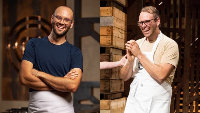 MasterChef Australia's Reece Hignell combined a vegan diet with calorie counting to lose 35kg